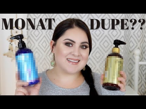 WHAT SHAMPOO AM I USING NOW? | POSSIBLE MONAT DUPE?