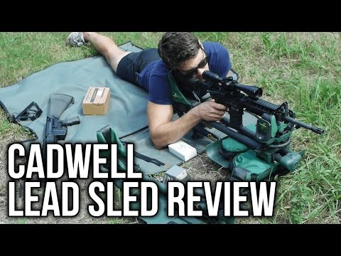 Caldwell Lead Sled and Lead Sled DFT Review