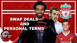 Coutinho To Barcelona Updates | Salah Swap Deal With Bale #LFC
