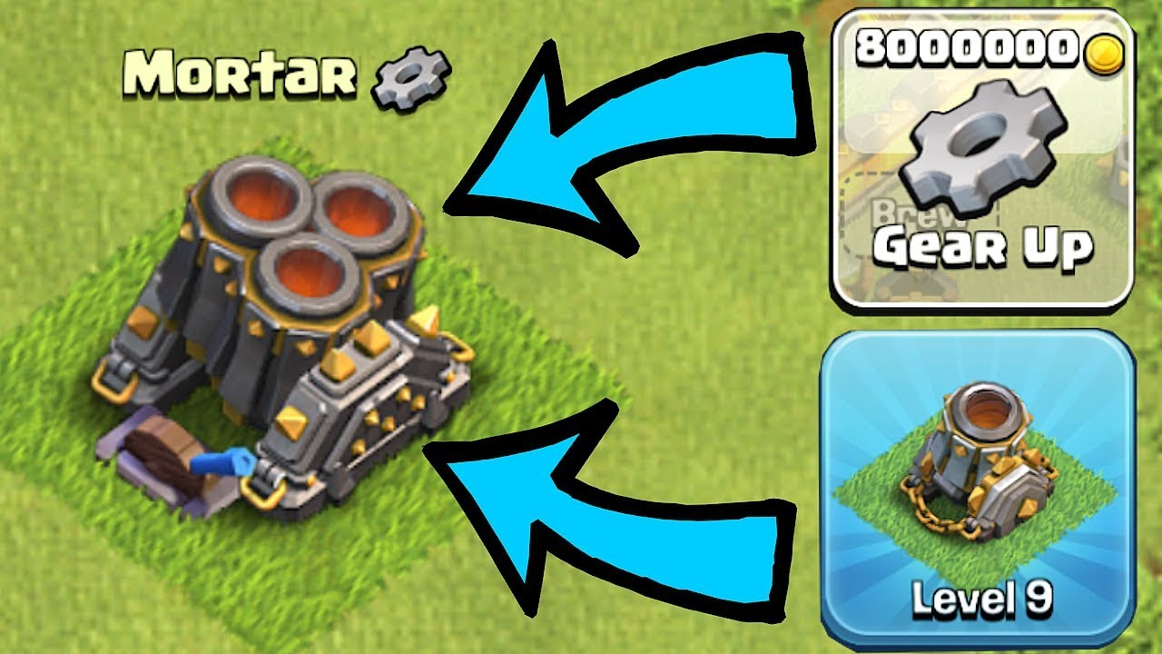 Download MAX MULTI MORTAR GEAR UP | Clash of Clans | NEW Update Gameplay