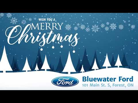 Merry Christmas from Bluewater Ford-2017