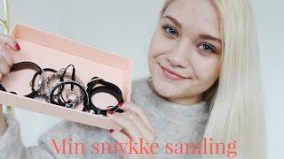 Min smykke samling ❥ Jane Kønig, Balenciaga, Line&Jo osv.
