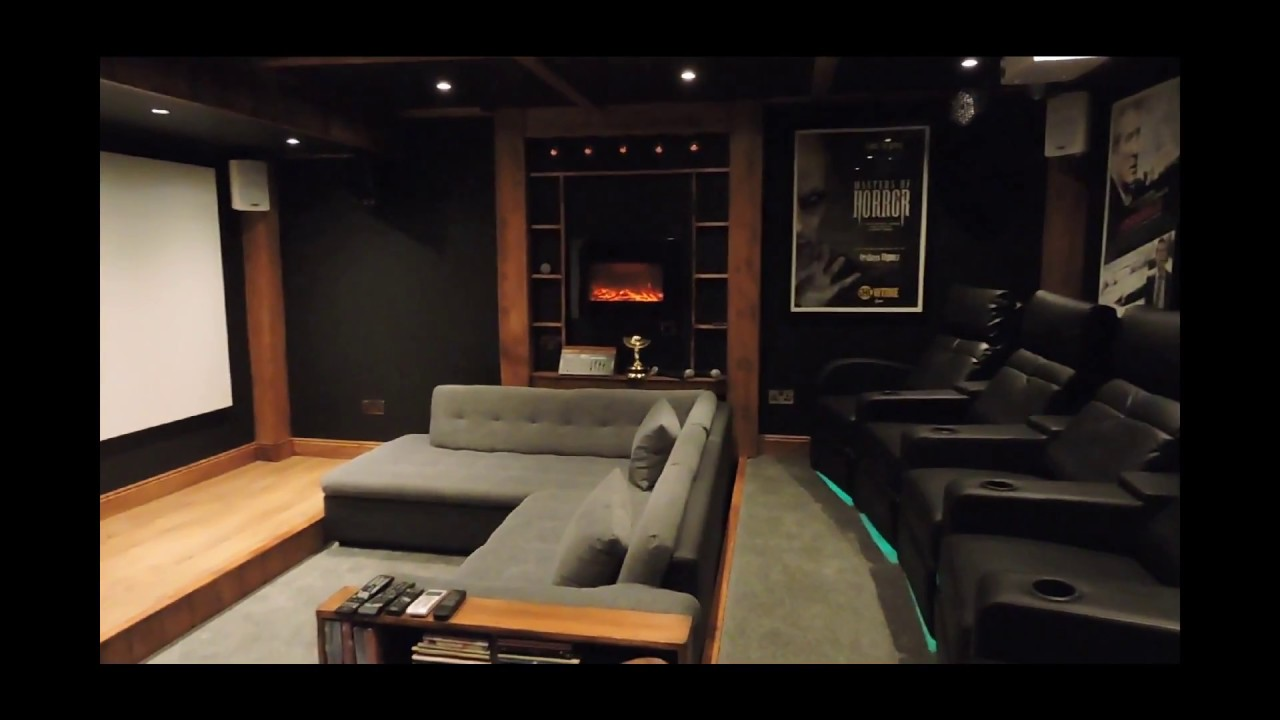 Torii Home Cinema Screening Room Walkthrough