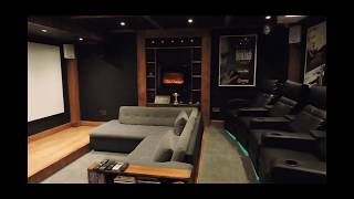 Torii Home Cinema / Screening Room Walkthrough
