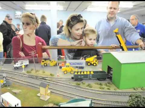 Miniaturized Magic Nauset Model Railroad Club