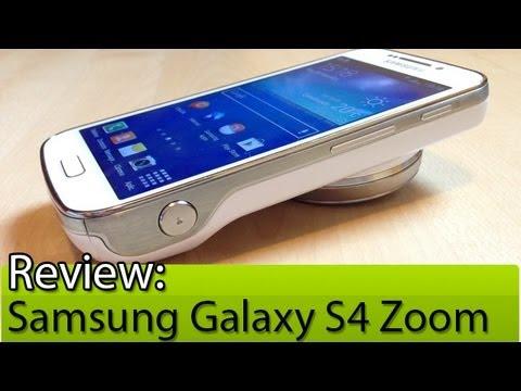 Prova em vídeo: Samsung Galaxy S4 Zoom | Tudocelular.com