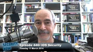 Summary of iOS Security: Security Now 446