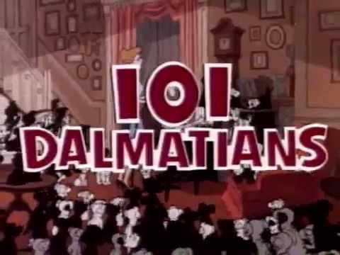 101 Dalmatians One Hundred And One Dalmatians 1961 Youtube