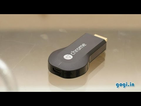 Google Chromecast review - stream content on a big screen
