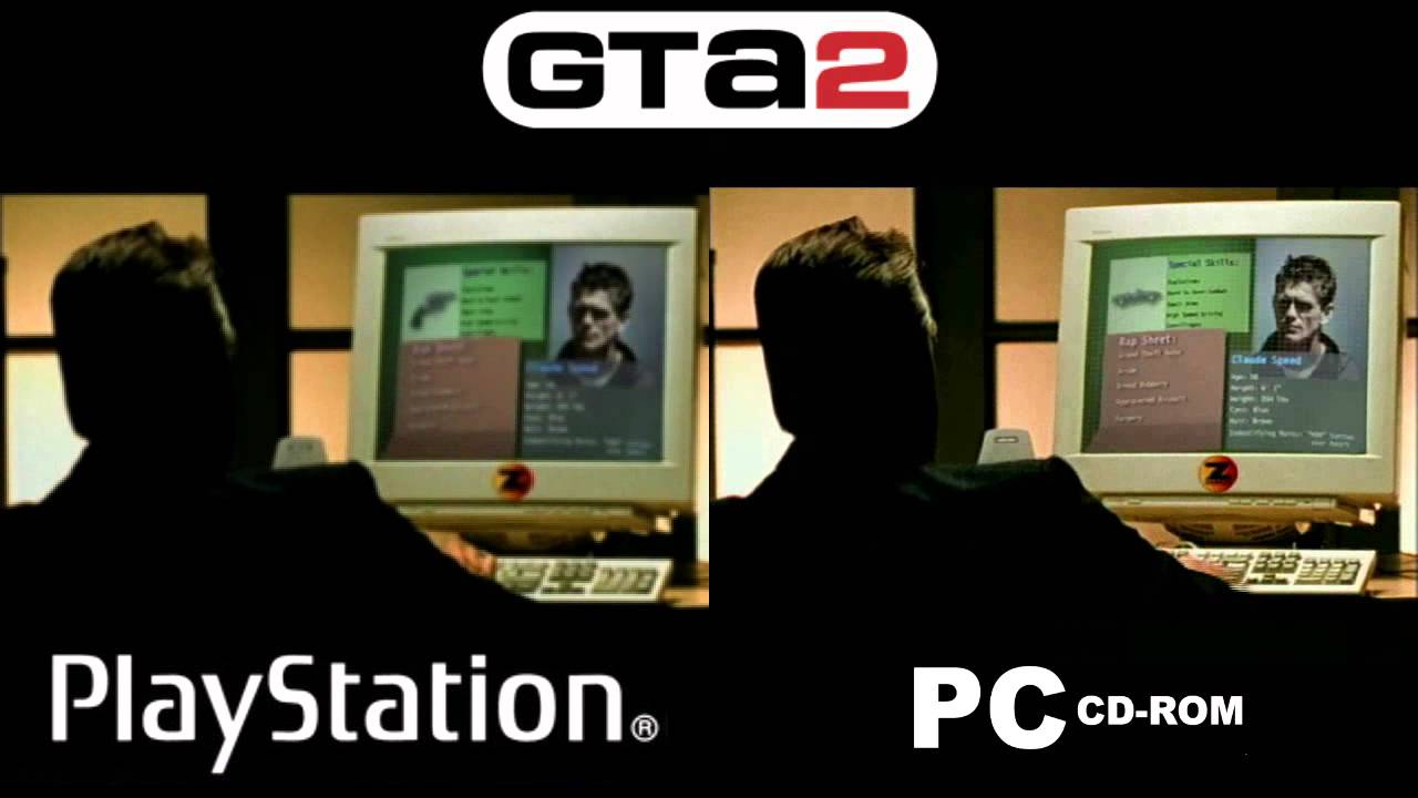Grand Theft Auto  Introduction Ps Pc