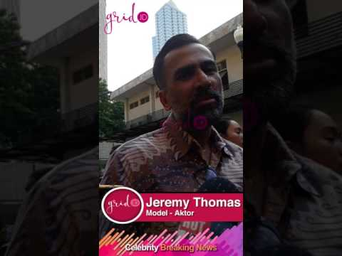 Penangguhan Penahanan Axel Matthew Ditolak Kepolisian, Ini Ekspresi Tegar Jeremy Thomas