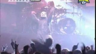 SlipknoT - Left Behind Live in Milan 2002