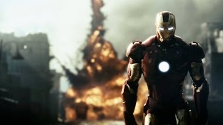 Iron man (Music video ) - Action. Железный человек ( музыкальное видео)