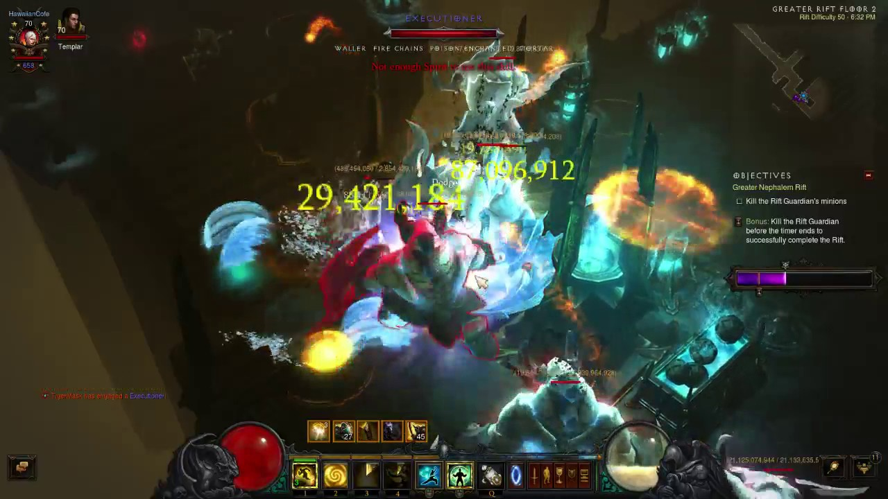 Diablo 3 Patch 2 4 3 God Monk (Inna /Raiment Generator)