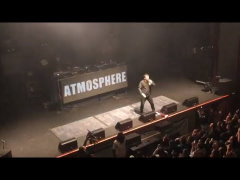 Atmosphere LIVE at The Novo DTLA - High Quality