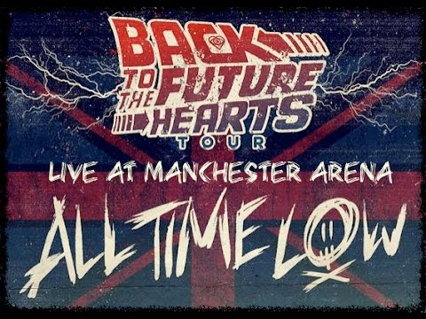 All Time Low Live Manchester 12/02/2016