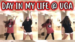 COLLEGE DAY IN MY LIFE AT THE UNIVERSITY OF GEORGIA! || UGA! Allie Merwin