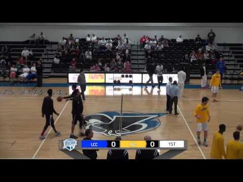 Northeastern Junior College vs. Lamar Community College (Men's Basketball)