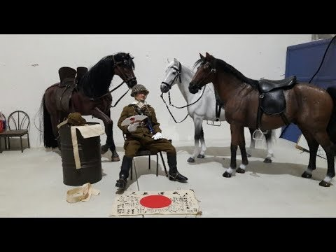 THE MOST Beautiful 1/6 Model HORSE ever made!!!