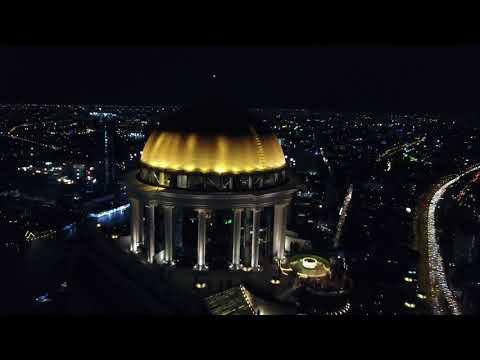 Dusk by VTC Drone [Bangkok, Thailand]