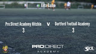 3-3 Draw against Dartford Football Academy (Highlights).