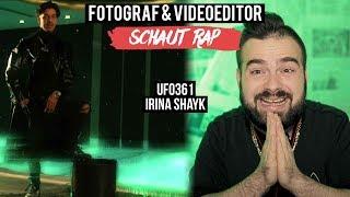 UFO361 – IRINA SHAYK // FOTOGRAF & VIDEOEDITOR SCHAUT RAP // LIVE REACTION