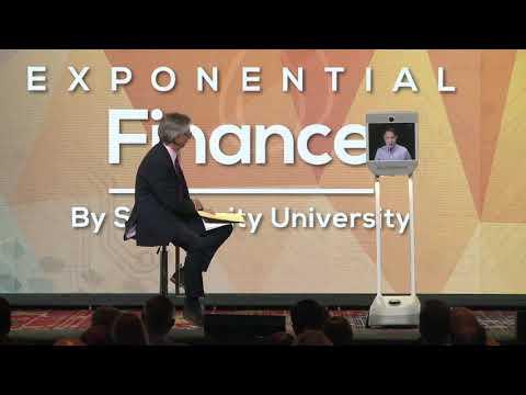 Interview With Ray Kurzweil | Ray Kurzweil, Bob Pisani | Exponential Finance