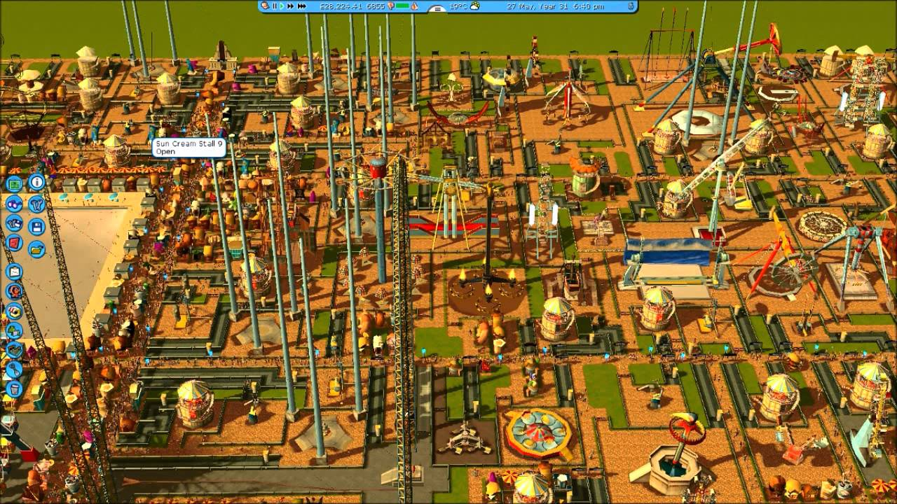 Roller Coaster Tycoon 3: Biggest Park Ever
