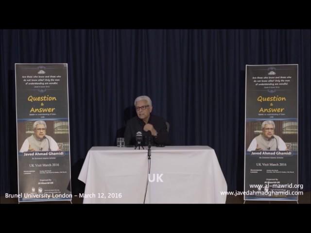 Was Abraham a Nabi (Prophet) or a Rasool (Messenger) ? | Javed Ahmad Ghamidi