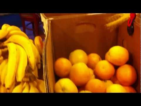 What's in a Fruitarian Kitchen?
