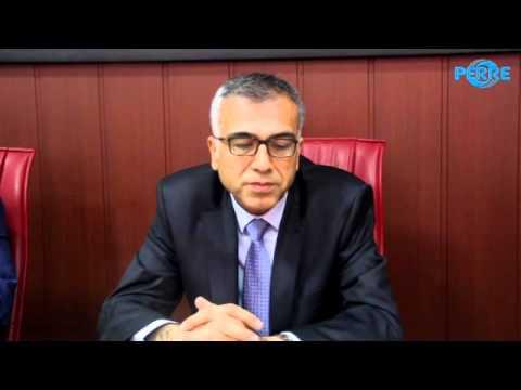KHB Genel Sekreteri Öz, Sağlık Alanındaki Çalışmaları Değerlendirdi