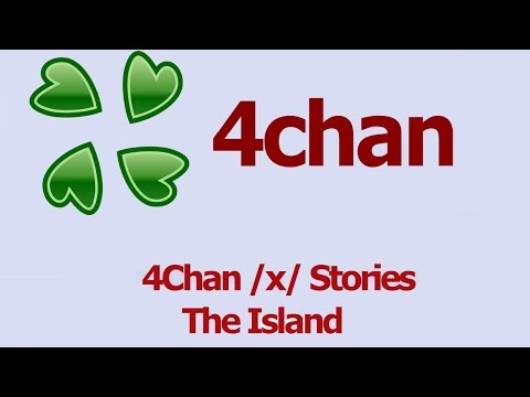 4Chan Scary Stories :: The Island