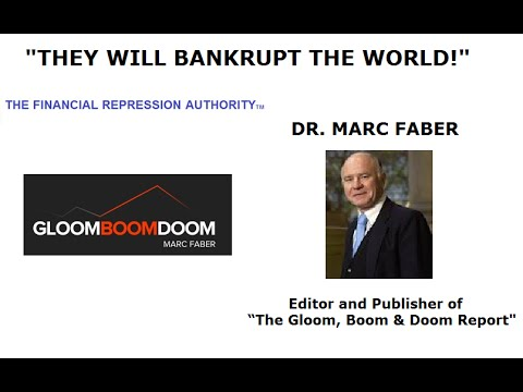 "FRA - 02 11 16 - Marc Faber: ""They Will Bankrupt the World!"""