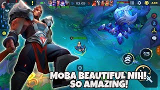 OMG New Kah Planet Of Heroes MOBA 5v5 Gameplay Best Graphic Android IOS