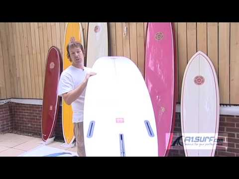 Nineplus Trim King Surfboard From A1Surf