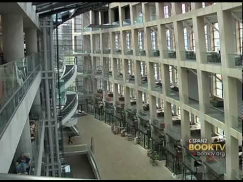 C-SPAN Cities Tour - Salt Lake City: Salt Lake City Public Library