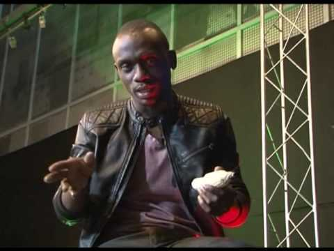 Yellow Dove (Antonio) chats with Reuben Kale on Gospel Cruise Tv Show