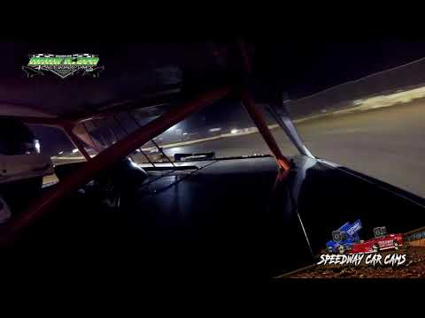 #118H Tyler Harrison - Pure Pony - 10-13-18 Duck River Raceway Park - In Car Camera