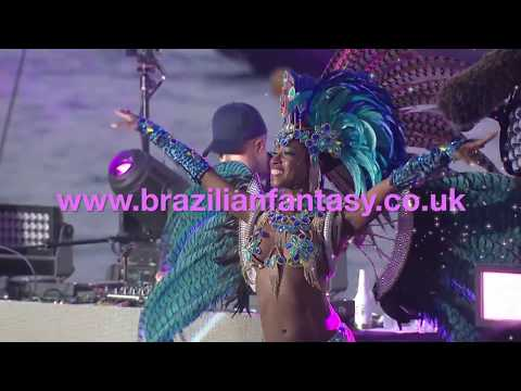 Jax Jones ft. Demi Lovato INSTRUCTION Live in Ibiza BBC Radio 1 Weekend