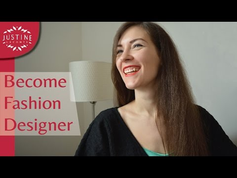 How to be a fashion designer | Fashion Career? | Justine Leconte