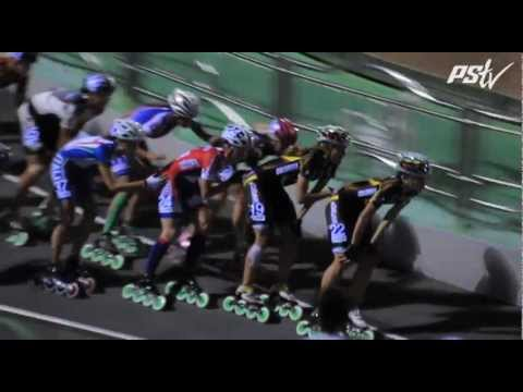 Powerslide VideoLog  - Yeosu 2011 - 12 - Woman 20k elimination