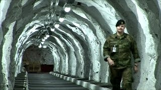 What you need to know about Secret underground bases Project Deep Dig