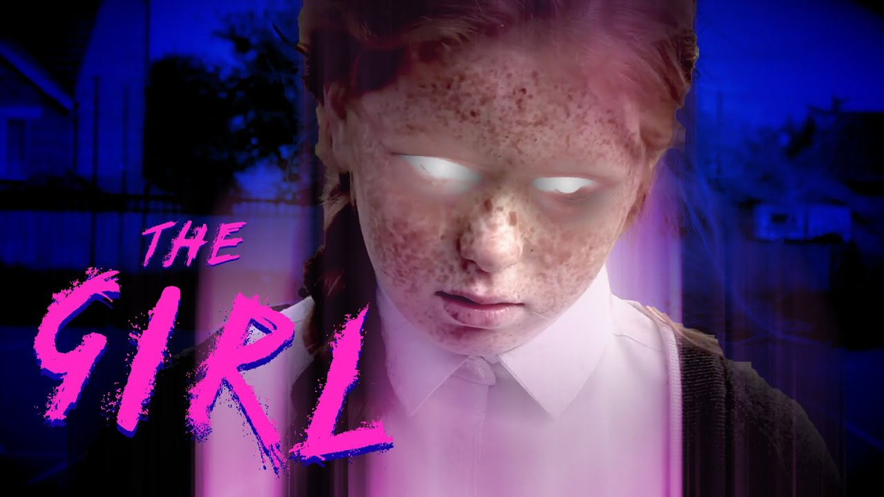 The Girl - A short film about a haunted primary school 👻