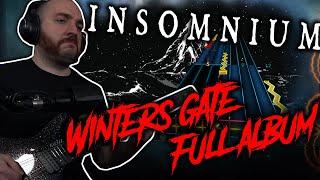 FULL ALBUM PLAY - Insomnium - Winter's Gate (Rocksmith CDLC)