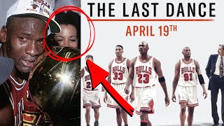 TRUTH about The Last Dance documentary [MICHAEL JORDAN BULLS DOCUMENTARY]