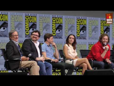 Ready Player One - panel at Comic-Con San Diego (2018)
