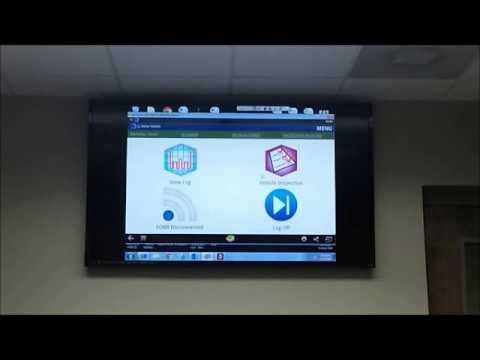 JJ Keller Digital Log Book App Part 2