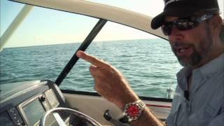 Картплоттер Raymarine E7 і рибалка особливості