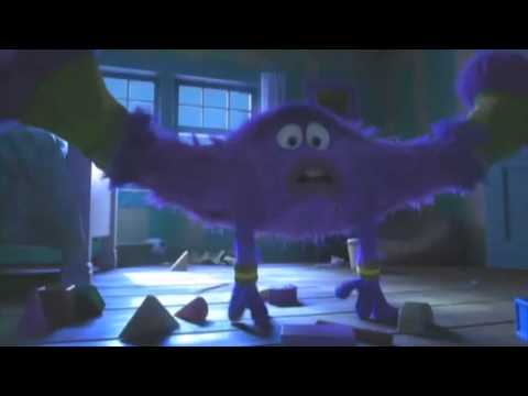 Monsters University Naibe