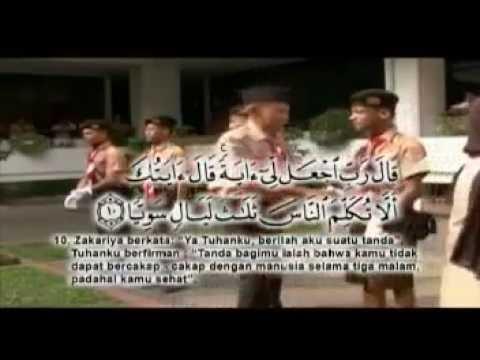 Surat Maryam Ayat 1-21|Drs. H. Fadhlan Zainuddin
